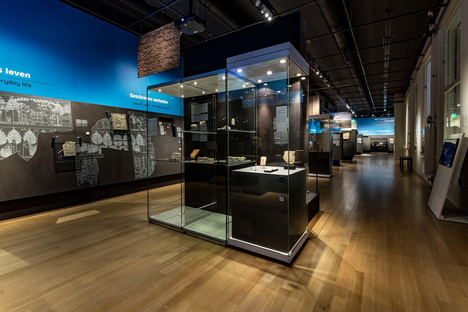 Rijksmuseum van Oudheden -Tentoonstelling Nineveh